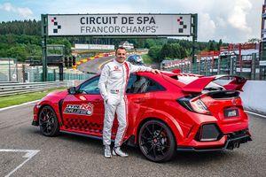Honda Civic Type R tiếp tục thiết lập kỷ lục mới
