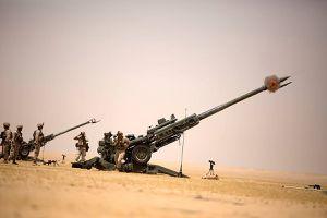 'Hổ Syria' pháo kích dữ dội tấn công lực lượng Hồi giáo cực đoan ở Daraa