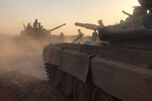 SAA giải phóng 7 thị trấn khi FSA đầu hàng