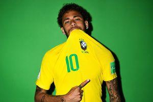 Neymar là cầu thủ đại diện cho nhiều thương hiệu nhất thế giới