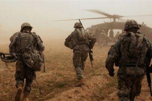 SANA: Mỹ dùng trực thăng sơ tán khẩn chỉ huy IS