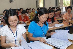 Các địa phương bắt tay ngay vào công tác chấm thi THPT quốc gia