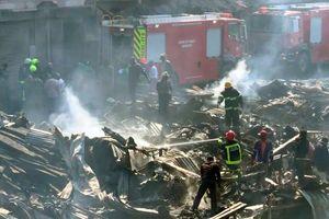 Hỏa hoạn ở Kenya gây thiệt hại lớn về người và của