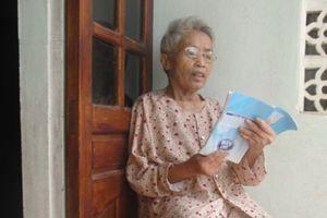Ước nguyện cuối cùng của nữ TNXP từng vào sinh ra tử ở Ngã ba Đồng Lộc