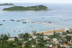Cô Tô đã được cấp điện lưới trở lại sau 10 ngày gặp sự cố cáp ngầm 22kV
