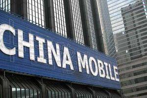 Lo ngại an ninh, Mỹ ngăn nhà mạng China Mobile thâm nhập thị trường
