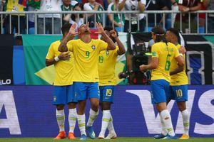 Neymar tỏa sáng đưa Brazil vào tứ kết World Cup