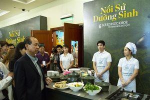 Khi ông lớn ngành gốm sứ Việt lên online
