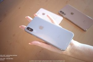 iPhone Xs Plus của năm 2018 sẽ có RAM 'khủng'?