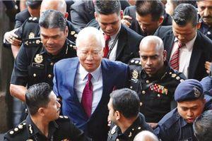 Xét xử cựu Thủ tướng Malaysia