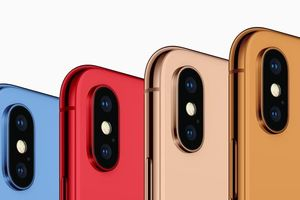 iPhone 2018 sẽ có các gam màu 'nóng' tươi trẻ: xanh, cam, vàng?