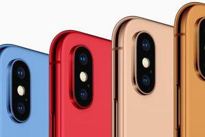 iPhone 2018 sẽ mang đến nhiều màu sắc mới lạ