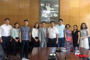 ĐH Keimyung muốn góp phần đào tạo những tài năng cho nền nghệ thuật Việt Nam