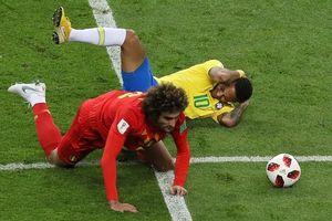 'Quỷ đỏ' đại náo World Cup, Brazil cay đắng giật lùi