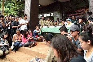 Điều kiện đang 'lý tưởng nhất' để giải cứu đội bóng Thái Lan khỏi hang
