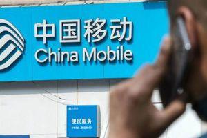 Lo ngại an ninh quốc gia, Mỹ 'cấm cửa' nhà mạng lớn nhất Trung Quốc