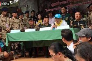 'Điều kiện đã hoàn hảo để giải cứu đội bóng Thái Lan khỏi hang'