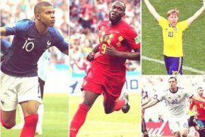 World Cup giờ là cuộc chơi của châu Âu