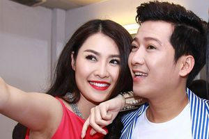 Quế Vân bị vợ Việt Anh dằn mặt vì tình tứ với chồng cô