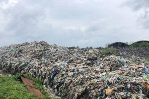 Cà Mau: 2 xã 'lĩnh' mùi hôi thối từ nhà máy rác hơn 300 tỉ