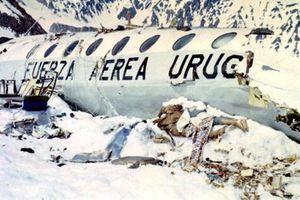 Ám ảnh vụ sống sót 72 ngày trên núi tuyết năm 1972