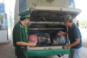 Ngăn chặn cung đường ma túy mới qua cửa khẩu quốc tế La Lay