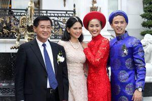 Soi độ giàu có và gia thế khủng của các ông chồng của mỹ nhân Việt