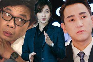 'Chàng vợ của em' tung trailer, Phương Anh Đào đau đầu chọn Thái Hòa hay Hứa Vĩ Văn làm người yêu?