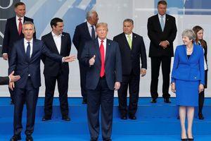 Quay ngoắt thái độ, Tổng thống Trump khiến NATO ngỡ ngàng