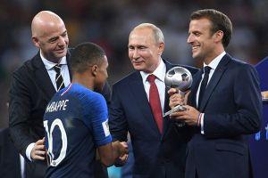 Khi Mbappe là trách nhiệm, tự hào và biểu tượng của nước Pháp