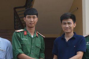 Việc tốt của Trung sĩ Lương Thành Công