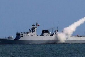 TQ tập trận quy mô lớn mô phỏng chiến tranh thực sự với Đài Loan
