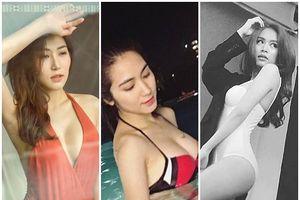 Bất ngờ với đường cong 'no con mắt' của những mỹ nhân thấp bé nhẹ cân nhất làng giải trí Việt