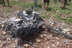 Tiêm kích MiG-21 lại rơi tại Ấn Độ