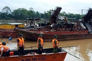 Nghệ An: Liên tục có người bị nước cuốn sau bão