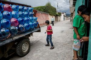 Thị trấn thiếu nước, thừa Coca ở Mexico