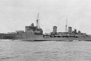 Bí mật tàu tuần dương 'Edinburg' chở đầy vàng
