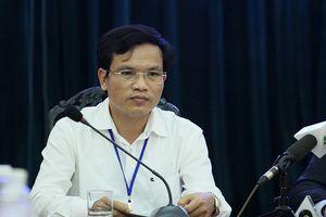 Cục trưởng Mai Văn Trinh thông tin về tình hình làm việc tại Sơn La