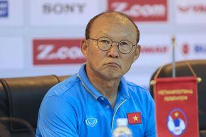 Định ngày HLV Park chốt danh sách tuyển Olympic dự ASIAD