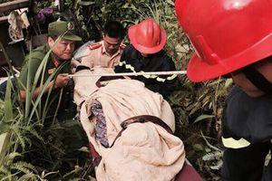 Danh tính nạn nhân gặp nạn vụ xe khách rơi xuống vực ở Cao Bằng