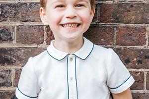 Hoàng tử bé George đón sinh nhật ở Caribe