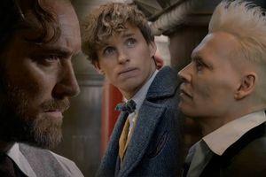 'Fantastic Beasts: The Crimes of Grindelwald' tung trailer mới ngập tràn phép thuật