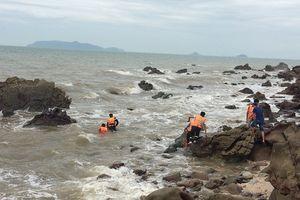 Thanh Hóa: Đi tắm biển, 2 người chết và mất tích