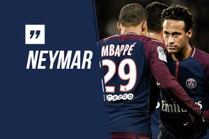 Neymar: 'Tôi sẽ giúp Mbappe trở nên giỏi hơn'