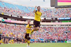 Kết quả Dortmund 3-1 Liverpool: Ngược dòng ấn tượng, Dortmund khiến Klopp phiền lòng