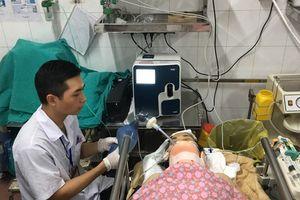 Vụ lật xe khách ở Cao Bằng: Nhiều bệnh nhân chấn thương sọ não, liệt hoàn toàn