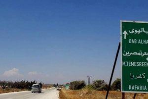 Chính phủ Syria cùng phiến quân mở đường giao cắt mới ở tây Aleppo