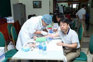 Công đoàn ngành GTVT Hà Nội tổ chức khám miễn phí cho 1.200 lao động