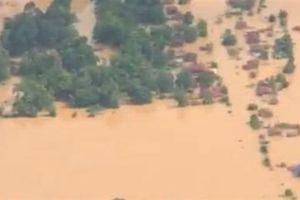 Vỡ đập thủy điện, hàng trăm người Lào mất tích