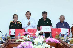 Phó Thủ tướng Trương Hòa Bình khảo sát di dân tự do tại Bình Phước